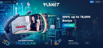 Casino Planet Review India