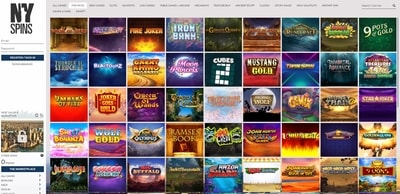 NYspins Casino Review India